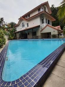 Bungalow To Let- Mutiara Damansara