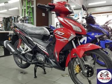 SM Sport 110 R Harga Runtuh Kini & Zero D/P Now