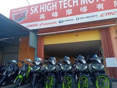 SYM VF3i 185 ABS (LE) - READY STOCK -