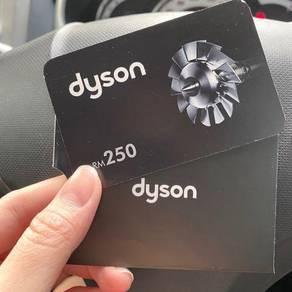 Dyson RM250 voucher