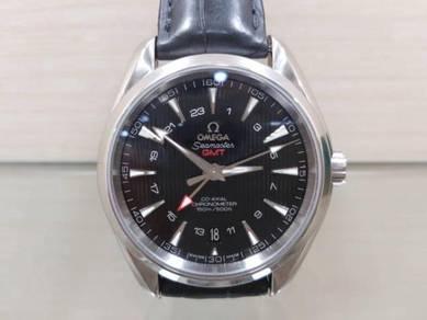 Omega Seamaster Aqua Terra GMT 43mm - Janice Watch