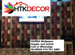 Install Wall Paper in your office 95XW