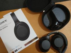 Sony wh-1000mx3 noise cancelling nc headphone