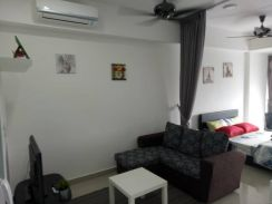 Utropolis Suites { FULLY FUNITURE } Market Place Shah Alam Glenmarie