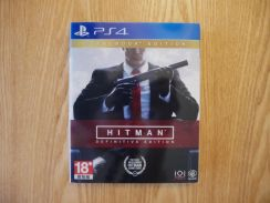 PS4 Hitman Definitive Steelbook Edition [R3]