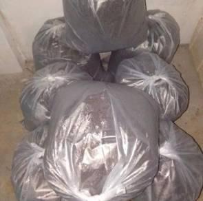 30 Bag tanah organik siap campur