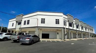 Rumah Kedai Baru Bawah Harga Pasaran Di Manir, Kuala Terengganu