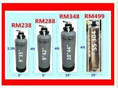 Water Filter / Penapis Air Harga Kilang 2k