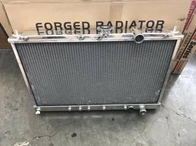 BLOX aluminium radiator for wira evo123 4G93 GSR