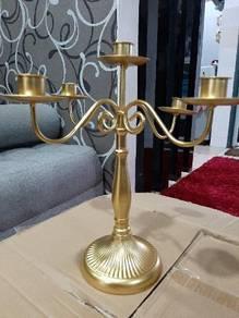 Candle Holder/ perhiasan lilin