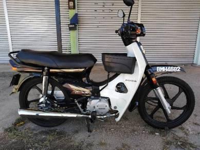 Motosikal Honda EX5 Dream Tahun 2013