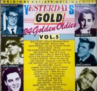 Yesterdays Gold - 24 Golden Oldies Vol.5