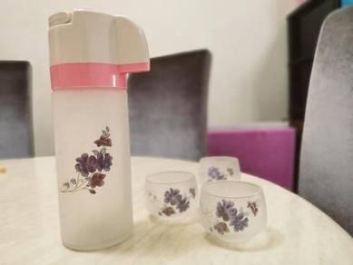 Cool Tea Cup & Air Pot