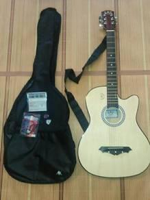 Gitar akustik- new