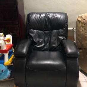 Sofa Single Seater Leather