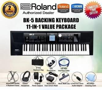 ROLAND BK5 Keyboard Piano
