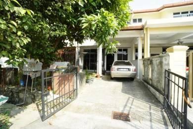 Double storey house taman cengal utama seremban