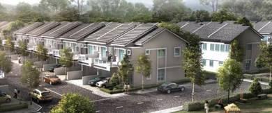 New Double Storey Terrace House , Sungai Bakap Indah