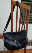 Beg Kulit Country Hide Leather Bag