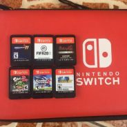 Nintendo switch used games