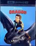 How To Train Your Dragon 4K [ Blu-Ray ]