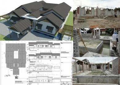Banglo & Renovation Kontraktor - CTX