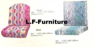 Span Kusyen Bujur Kontur 1+2+3set Sofa,Foam/Rebond