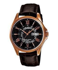 Watch - Casio Leather MTP1384L-1AV - ORIGINAL