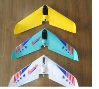 RC PLANE Jet heli EPO PusherJET Wing/ZAGI 1.2m PNP
