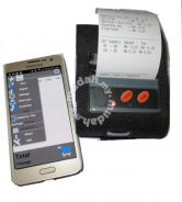 Android Mobile POS System w/ 2in Mobile Printer