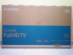 New - Samsung TV (in the box)