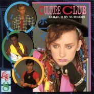 Culture Club Colour By Numbers Numbered Limited Ed