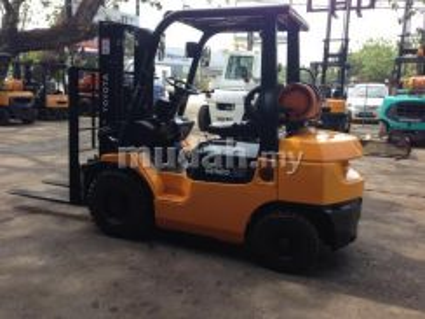 JAPAN Recond TOYOTA 2.5 ton Forklift 7FG25 3m