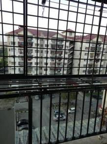 Apartment Bunga Negara ,Seksyen 27 , hicom shah alam