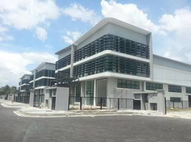 Nouvelle Industrial Park Balakong 3 Storey Semi-D Factory