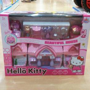 Hello kitty toys house jb offer