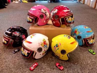 Cartoon & Marvels Kid's Helmet