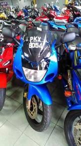 Kawasaki kr150 rr full ori 2012
