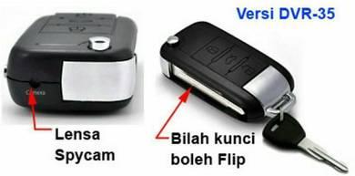 Video Camera Kunci Kereta