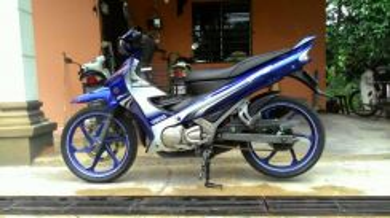 Yamaha 125zr tip top urgent sale