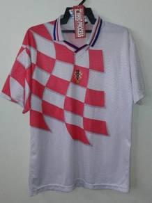 Rare Jersey fansversion croatia away 1998