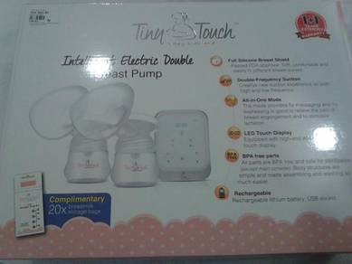 Double breast pump Tiny Touch