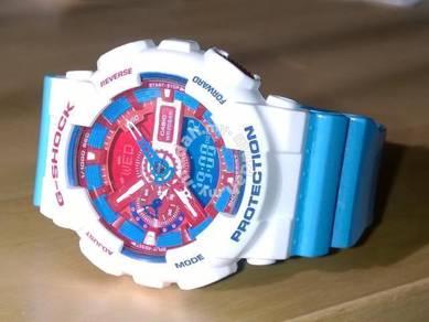 Watch - Casio G SHOCK GA110AC DORAEMON - ORIGINAL