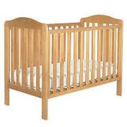Mothercare Takeley Cot (Antique Pine)