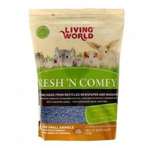 61265-Living World Fresh 'N Comfy Bedding - 10 L (