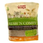 61263-Living World Fresh 'N Comfy Bedding - 50 L (