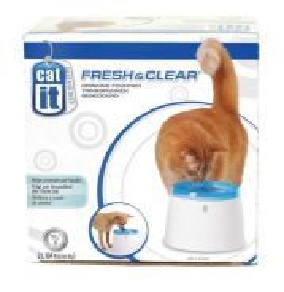 Catit Design Fresh & Clear Cat Drinking Fountain