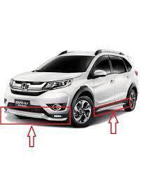 Honda brv bodykit spoiler with paint