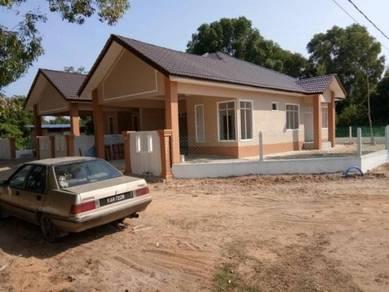 Semi D Dekat Bandar Baru Kertih, Kemaman, Terengganu
