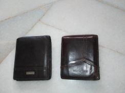 Vintage 2 Bull Ryders Polo Club Leather Wallet